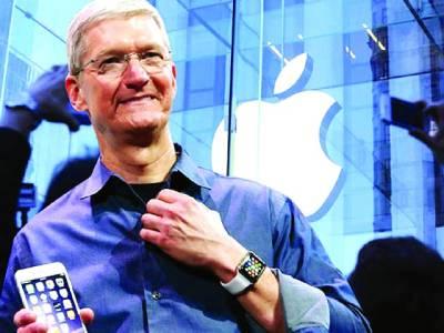9 سالوں کے دوران ایک ارب آئی فون فروخت ہو چکے ،نیا ریکارڈ قائم