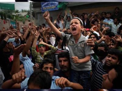 کشمیر پر سیاست نہیں