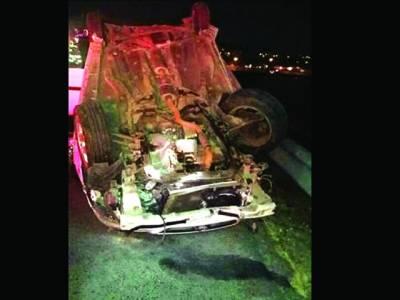 ڈربن کے قریب ٹریفک کے حادثے میں3افرادجاں بحق