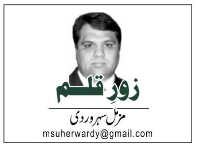 سندھ اور پنجاب میں پش اپس کا نہیں گڈ گورننس کا مقابلہ