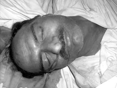 با غبا نپور ہ ، کر نٹ لگنے سے 40سالہ شخص جا ں بحق ، لا ش مردہ خانہ میں منتقل