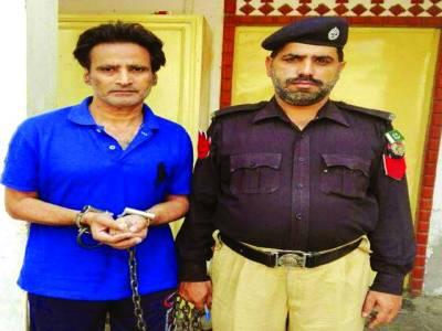 22سال سے مفرور قاتل ،بدنام زمانہ اشتہاری عبدالوحید عرف وحیدیاں گرفتار