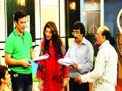 پی ٹی وی لاہور سینٹرکے مزاحیہ کھیل'' نوٹنکی فیملی'' کی پسندیدگی میں اضافہ