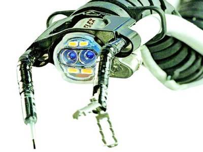 روبوٹ سرجن مریض کے حلق کے اندر جاکر سرجری کرے گا