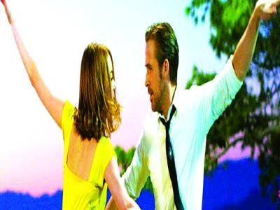 امریکن کامیڈی فلم '' لا لا لینڈ'' کا نیا ٹریلر جاری کر دیا گیا