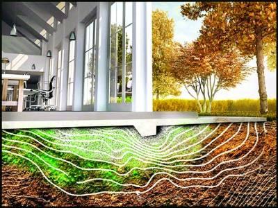 عمارت کی مضبوط اور پائیدار بنیادوں کیلئے بیکٹیریا سے بھرپور ''ذہین سیمنٹ'' تیار