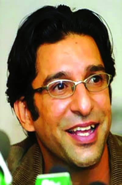 اگلے ٹیسٹ کی وکٹ بھی ایسی ہی ہو گی ، پاکستان پوری تیاری کرے :وسیم اکرم