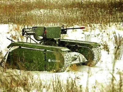 اسٹونیا نے خطرناک منی ٹینک ایجاد کر لیا،3 فوجیوں کے بیٹھنے کی گنجائش