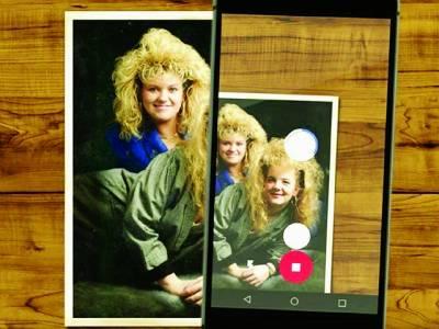 ''فوٹو اسکین'' گوگل کی نئی ایپ ، پرنٹڈ تصاویر کو ہمیشہ کے لیے محفوظ کریں