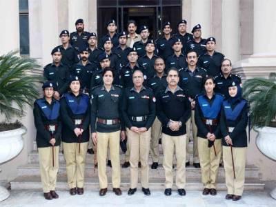 پنجاب میں مجسٹریسی نظام، پولیس اور لوکل گورنمنٹ