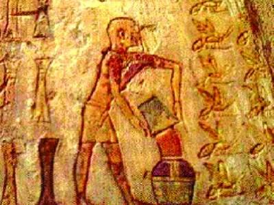 اہرام مصر سے ملنے والا 3 ہزار سال پرانا شہد دریافت