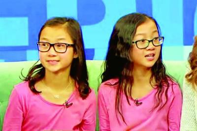 بچپن میں بچھڑنے والی چینی بچیاں دس سال بعد مل گئیں