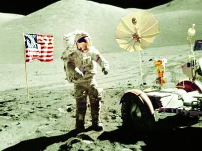 چاند پر قدم رکھنے والے آخری انسان کا 82 سال کی عمر میں انتقال