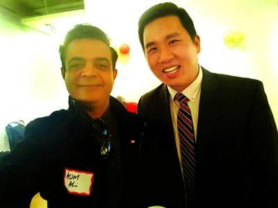 ڈائریکٹرعاصم علی نے کینیڈا میں وینٹیج فلم پروڈکشن کے نام سے ادارہ قائم کرلیا