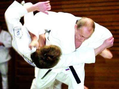 روسی صدر پیوٹن اب مارشل آرٹ کے گر بھی سکھائیں گے