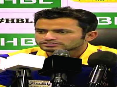 پشاور زلمی کے خلاف آخری اوور کی پرفارمنس نہیں بھول سکتا، محمدنواز
