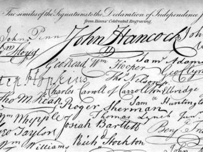 دستخط کے ذریعے شخصیت کے بارے میں جاننے کا طریقہ منظر عام پرآگیا