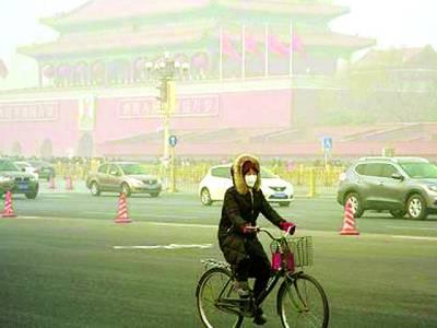 وٹامن بی شہری فضائی آلودگی سے بچانے میں غیرمعمولی طور پر مددگار