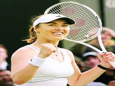 انڈین ویلز ٹینس،مارٹینا ہنگس ڈبلز کے سیمی فائنل میں پہنچ گئیں