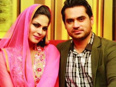 وینا کا شوہر کے ساتھ یوم پاکستان پر گایا گانا ریلیز