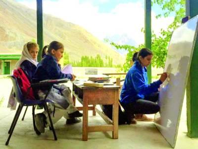 پاکستانی آئی ٹی انجینئر نے لاکھوں کی نوکری چھوڑ کر بچوں کو تعلیم دینا شروع کر دی