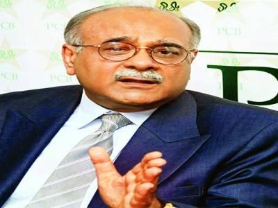 پی ایس ایل : چھٹی ٹیم کیلئے بورڈ آف گورنر ز کا اجلاس بلایا جائیگا : نجم سیٹھی
