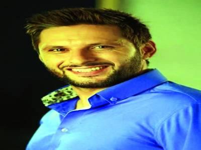شاہد آفریدی کی ٹی ٹوئنٹی سیریز میں شاندار فتح پرٹیم کو مبارکباد