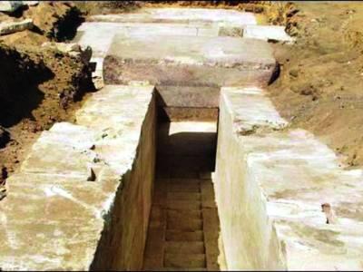 مصر میں3 ہزار 7 سو سال پرانا اہرام دریافت