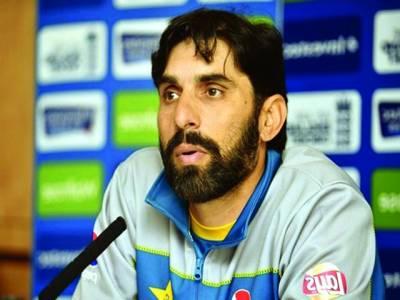 مصباح الحق نے ٹیسٹ کرکٹ سے بھی ریٹائر منٹ کا اعلان کر دیا