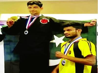 مارشل آرٹ فیسٹیول، سعید خان کی پہلی پوزیشن کیساتھ واپسی