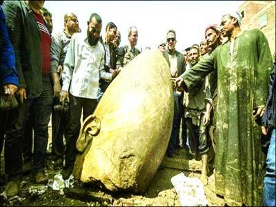 مصر: ایک ہزار قدیم مجسمے اور دس تابوت دریافت