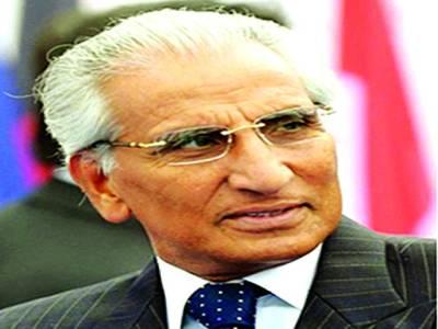 ڈان لیکس کیس ، وزیر اعظم نے مشیر طارق فاطمی کو دفتر خارجہ سے ہٹانے کا فیصلہ
