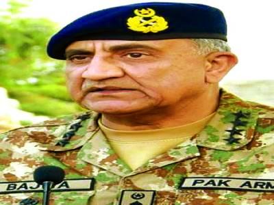 آئیں مل کر پاکستان کو فساد سے پاک کریں : جنرل باجوہ