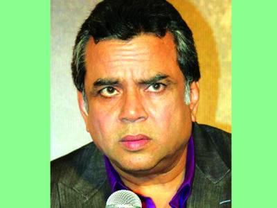پاکستانی فلموں میں کام کرنے کا کوئی ارادہ نہیں ، پریش راول