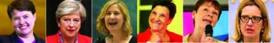 برطانوی انتخابات میں خواتین کانیا ریکارڈ ، 207 منتخب