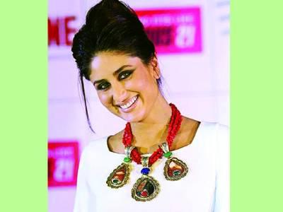 کرینہ کپور کا تیمور کیلئے فلمی کیرئیر محدود کرنے کا فیصلہ