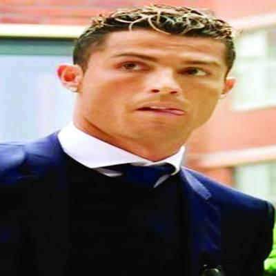 ٹیکس چوری کا الزام، پرتگالی فٹبالررونالڈو عدالت میں پیش