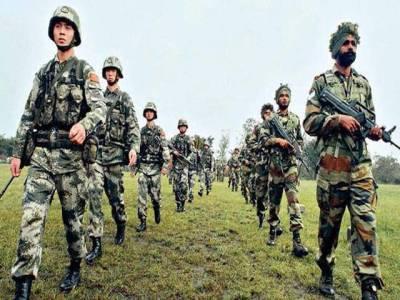 بھارتی فوج کی چینی سرحد کے اندر کارروائی!