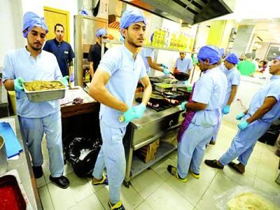 مصر میں ہسپتال نما ریستوران، ملازمین کی اکثریت ڈاکٹروں پر مشتمل