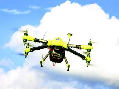 دل کے مریضوں کی جان بچانے والا ڈرون تیار