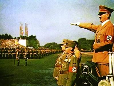 خبردار،یورپ میں ہٹلر کی طرح سلیوٹ کرنے پر آپ گرفتار ہو سکتے ہیں
