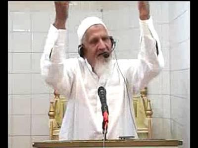 حضرت مولانااشرف علی تھانوی ؒ کاتاریخی بیان (1)