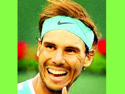 ٹینس رینکنگ ، رافیل ندال 3برس بعد دوبارہ نمبر ون بن گئے
