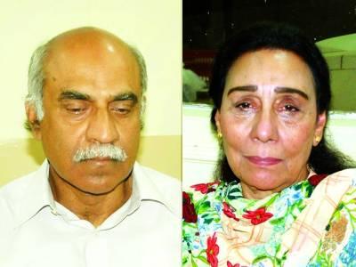 ہم جیالوں کی لڑا لڑ رہے ہیں، زرداری نے پیپلز پارٹی کو سندھ کے چند اضلاع تک محدود کر دیا: ناہید خان، صفدر عباسی