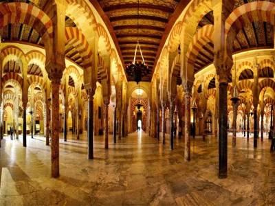 قرطبہ: اے مسجدِ قرطبہ