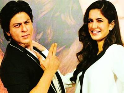 کترینہ کیف اور شاہ رخ خان نے نئی فلم کی عکسبندی کا آغاز کر دیا