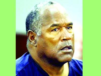 ڈکیتی کاجرم ،سابق امریکی فٹبالر اوجے سمپسن 9سال بعدضمانت پر رہا