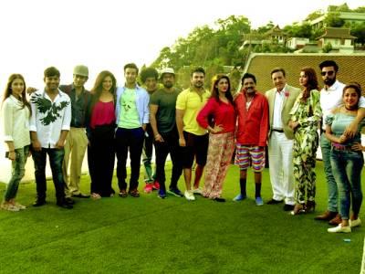 فلم ''جیک پاٹ'' کافائنل سپل 31اکتوبر کو لاہور میں شروع ہوگا