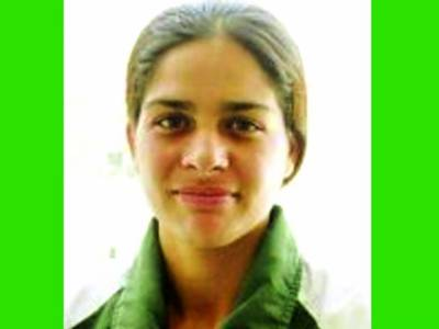 آئی ایچ ایف نے پاکستانی خاتون امپائر کوترقی دیدی