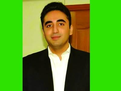 نواز شریف جمہوریت کیخلاف سازشوں میں شریک رہے : بلاول بھٹو زرداری